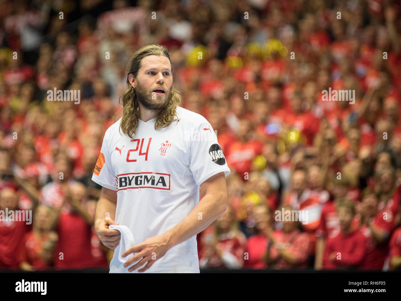 36d48d9c6 Mikkel HANSEN (DEN) Final, Norway (NOR) - Denmark (DEN) 22:31, 27.01 ...