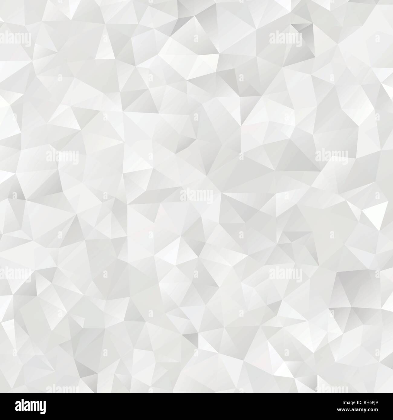 White polygon art background geometric pattern triangle polygon design vector background low poly illustrated white background business design