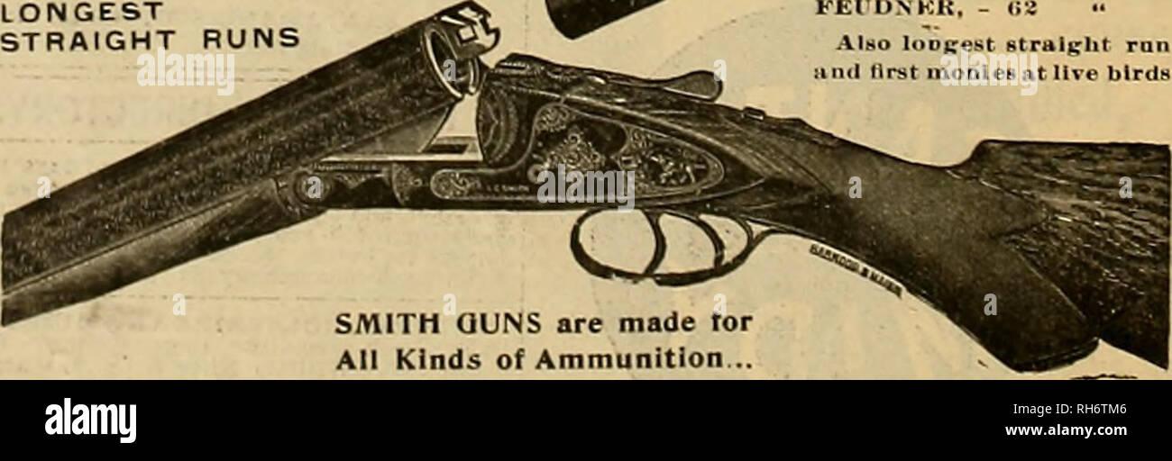 ". Breeder and sportsman. Horses. PACIFIC COAST AGENCY: 127-135 FIRST STREET, SAN FRANCISCO, CAL. -A.. !VKT7XjXjX3fk., Agent. Glabrough, RUNS Gun Goods ft tor r^uioeae. Goloher & Go, FISHING Tackle 638 MARKET STREET.S. F. Du Pont Gun Powder SMOKELESS, SHOT GUN and MILITARY POWDER Black Powder for Sporting and Blasting Purposes The Reputation of a Hundred Years is the Guarantee of NEW E. c."" NEW ""SCHULTZE"" SHOTGUN RIFLEITE Manufactured » THE AMERICAN ""E. C."" and ""SCHIILTZE"" fiunpowtfer Co., Ltd. PHTL. B BEKEART CO.. Paciflo Coast Repr esen 1 atMo. You can  - Stock Image"