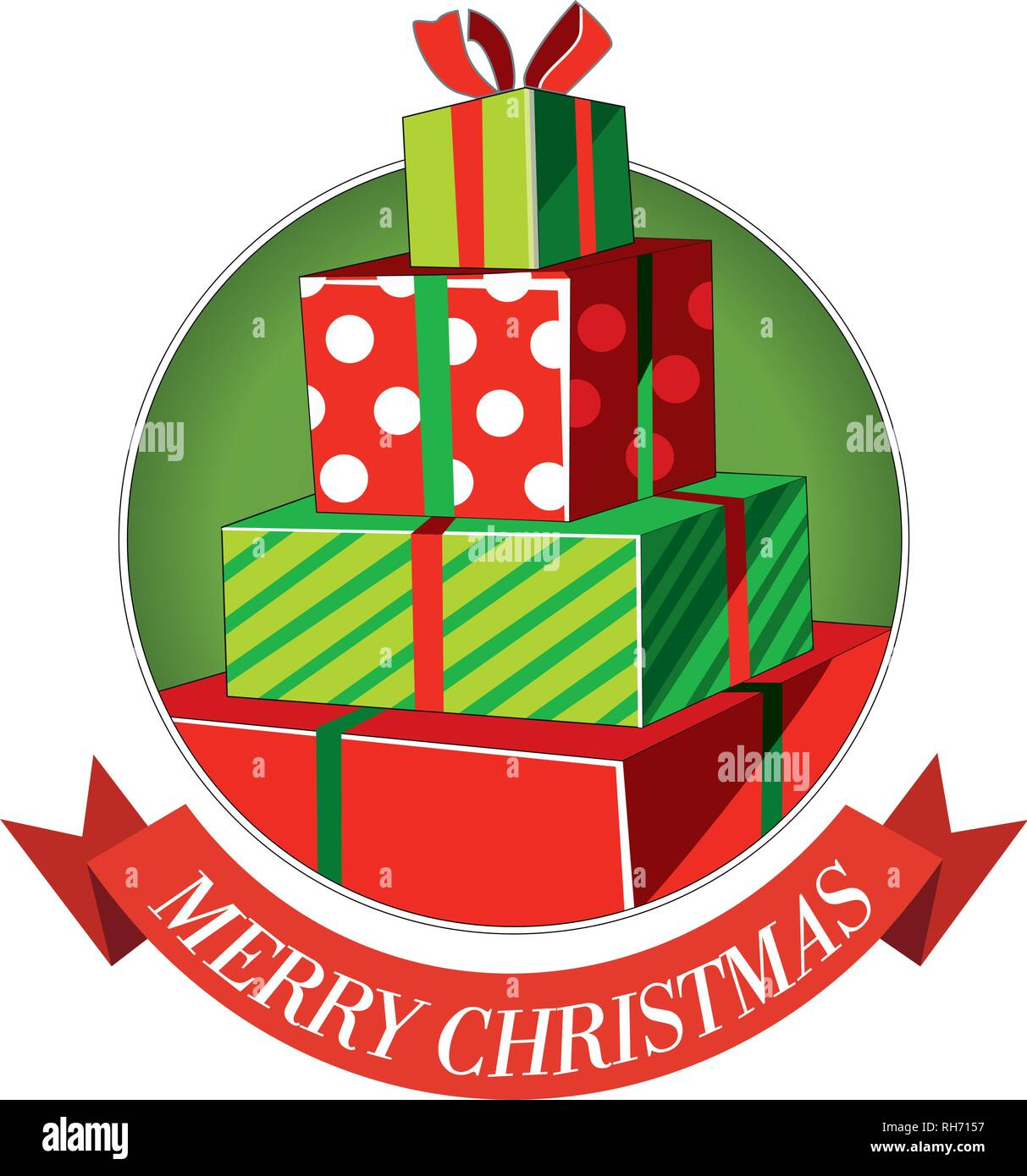 Download Christmas Gift Vector