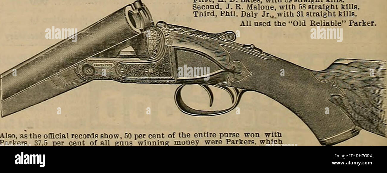 0c2b346aa60 Breeder and sportsman. Horses. Remington Guns Sold by All Gun Dealers. « .