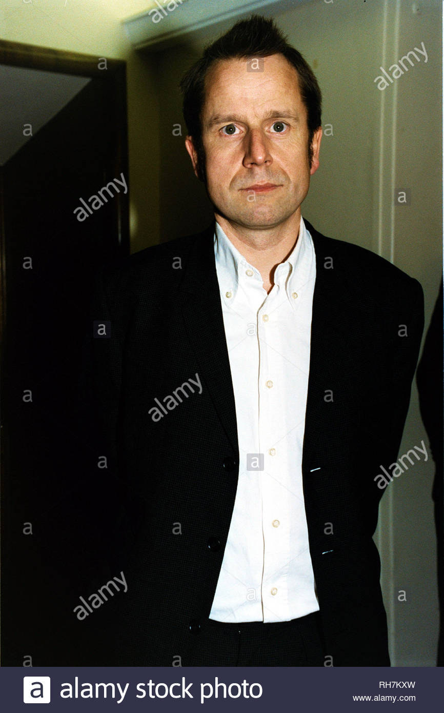 File photo dated 14/02/2001 of Jeremy Hardy, the comedian has died of cancer, his publicist Amanda Emery said. - Stock Image