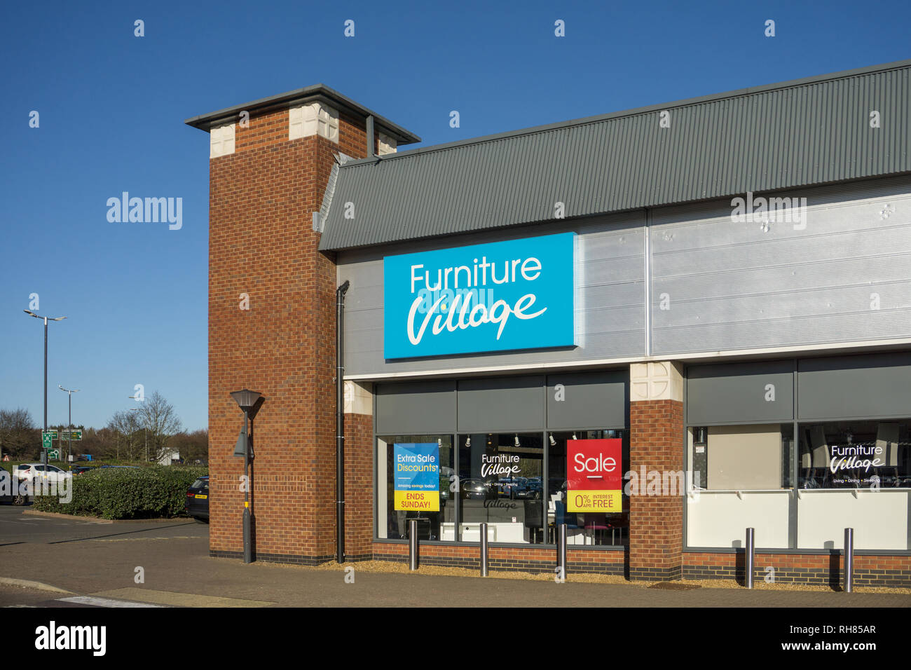Riverside Retail Park High Resolution Stock Photography And Images Alamy
