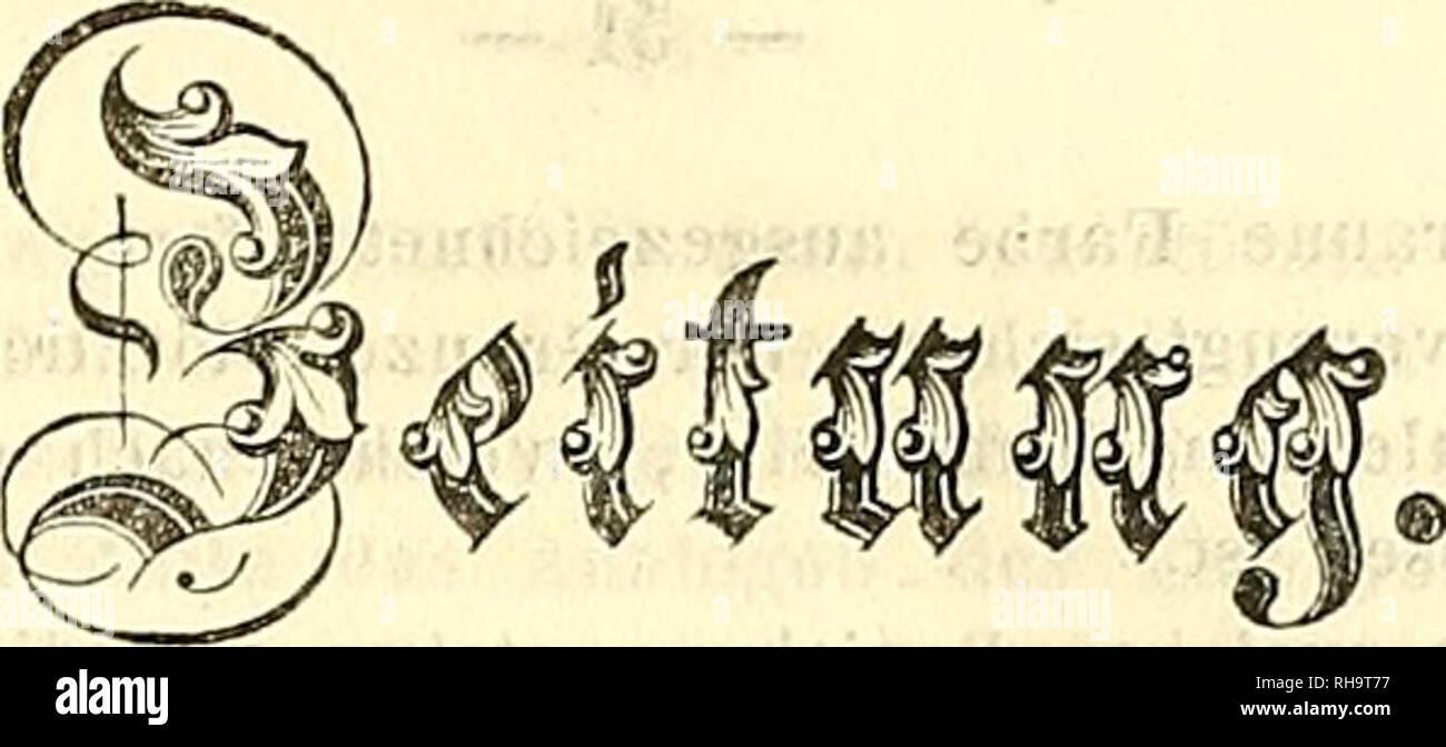 . Botanische Zeitung. Plants; Plants. Ü Jalarg-ang-. JJtti 26. Jjßnuai* 1849. 4. Stticli. Bllhalt* Orig.: Wigand z. Entwickelungsgesch. d. Farrnkräuter. — Schlechtendal Bemerk, üb. d. Mexican. Cy- peraceen 11. d. Bliithenstand dieser Familie. — Iiit.: Fechner, Nanna, od. über das Seelenleben d. PH. — Flora No. 23 — 45. — Bot. Jlagazine, Aug. — Uebersicht d. Arbeiten d. Scbles. Ges. f. vaterl. Kultur i. J. 1847. — The Phytologist 1847. — Kamill!.: Rabenhorst d. Algen Sachsens. — Pd'S. STot« '• Her m. Hof fin a n n. — I£. Kot. : Blühender Wein im December. 49 50 Zur Entwickelungsgeschichte der  Stock Photo