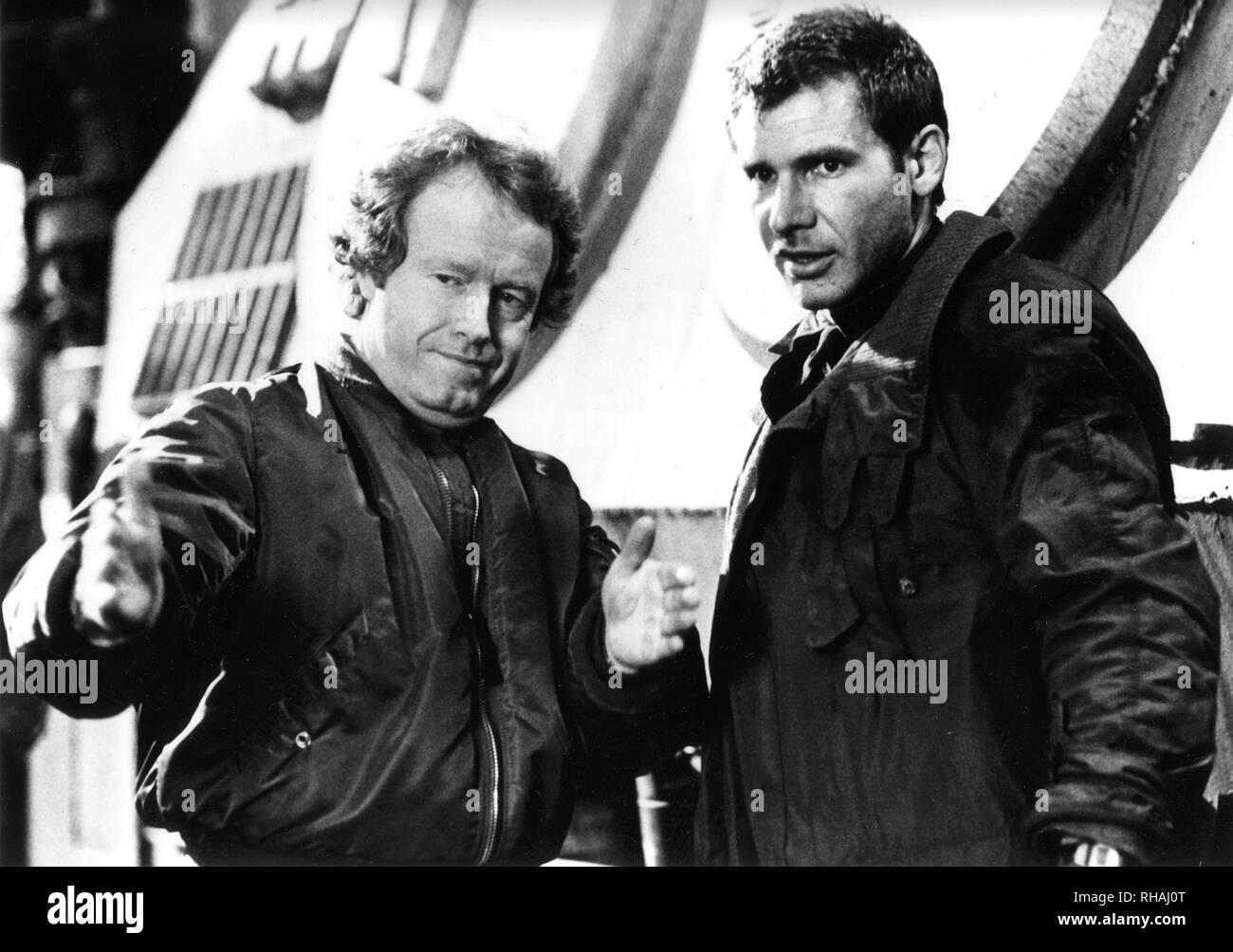 SCOTT,FORD, BLADE RUNNER, 1982 - Stock Image