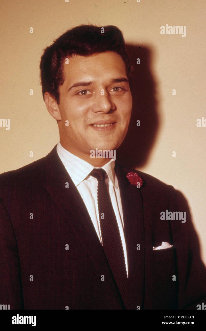 EDEN KANE English pop singer about  1961 - Stock Image