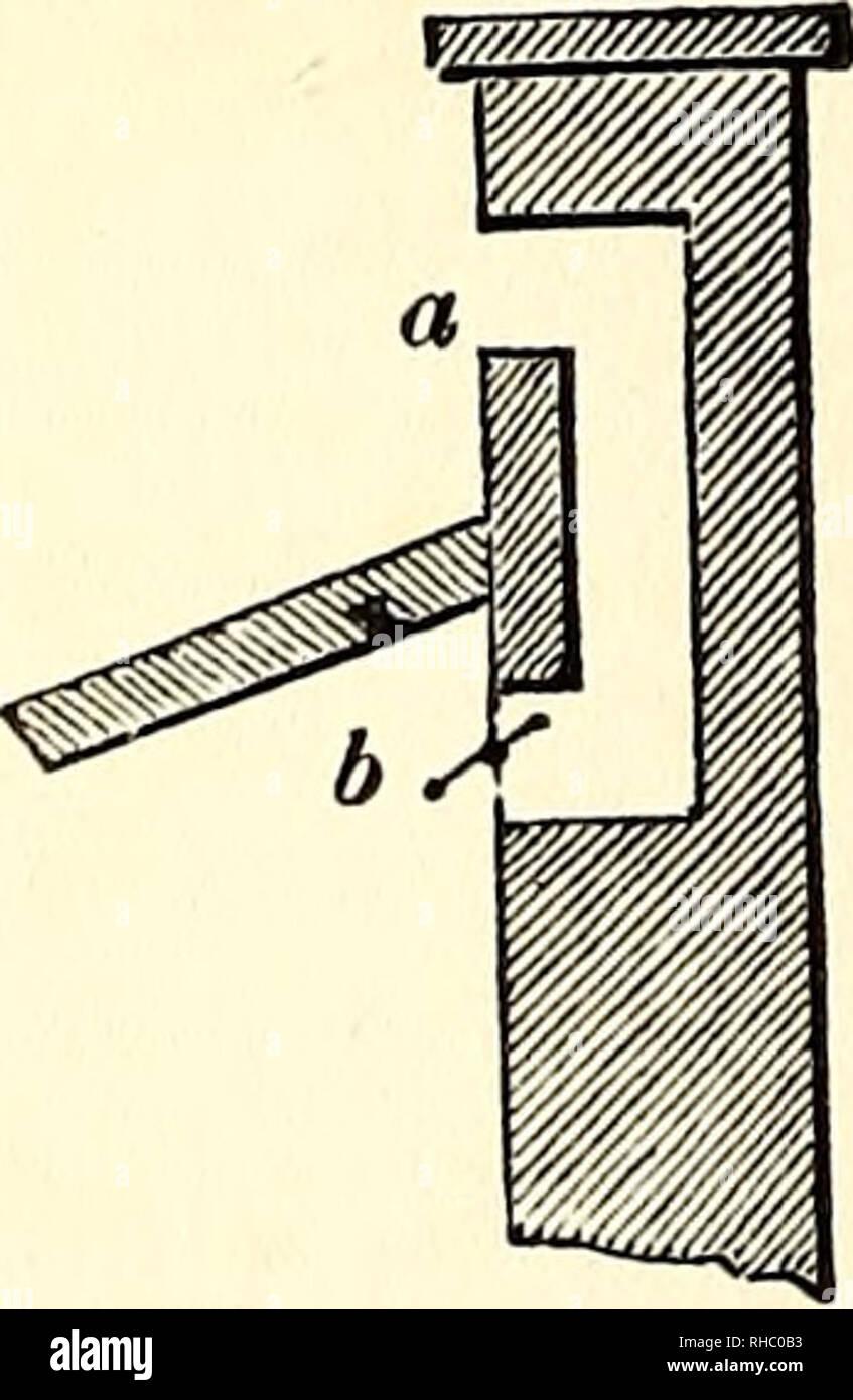 The book of the garden  Gardening  to an iron shaft ex