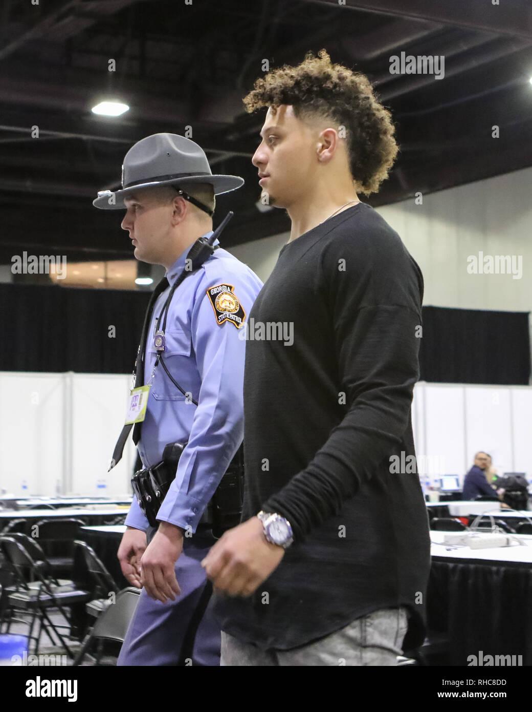 Atlanta, GA, USA. 1st Feb, 2019. Game Week with NFL Experience
