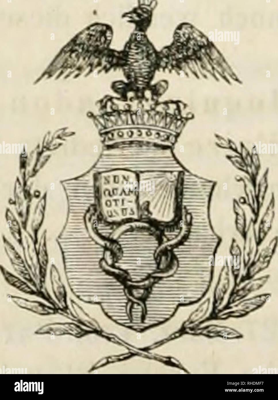 """. Bonplandia. Zeitschrift fr die gesammte Botanik. Plants. 10« V iiiill Mdi mir die Benulziiiiir (iL-rsclbon auf Lcb- zoilcii Mir. Die Schenkung wird in dem, früher (iii (loMi erstorbenen König von Hannover luMMilzteii """"Palaee^' zu Kew (in dem sich auch lldoker's Herbarium befindet) aufgestellt wer- den, und Herr Bentham wird fortan in Kew vohiien, ü ja schon verschiedene berühmte liiilaniker iiiren Woimsitz haben. - Dr. Harvey, dessen projectirte Reise nach der südlichen Hemisphäre wir ihr(;r Zeit erwähnten, ist, nachdem er Ceylon und Singapore beridirt, im .faiuiar d. ,1. in King George - Stock Image"""