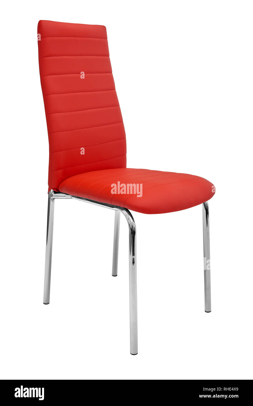 Groovy Kitchen Elegant Chair Modern Red Leather Chair For Dining Camellatalisay Diy Chair Ideas Camellatalisaycom