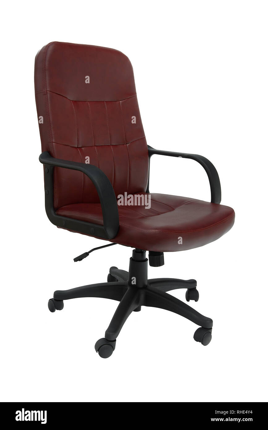 Fine Office Premium Chair Perspective View Modern Dark Red Creativecarmelina Interior Chair Design Creativecarmelinacom
