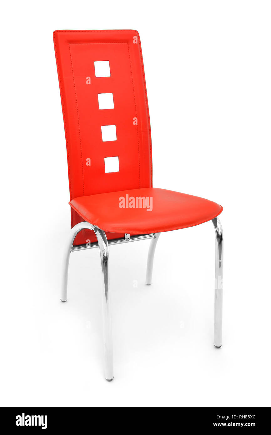 Outstanding Kitchen Elegant Chair Modern Red Leather Chair For Dining Gmtry Best Dining Table And Chair Ideas Images Gmtryco