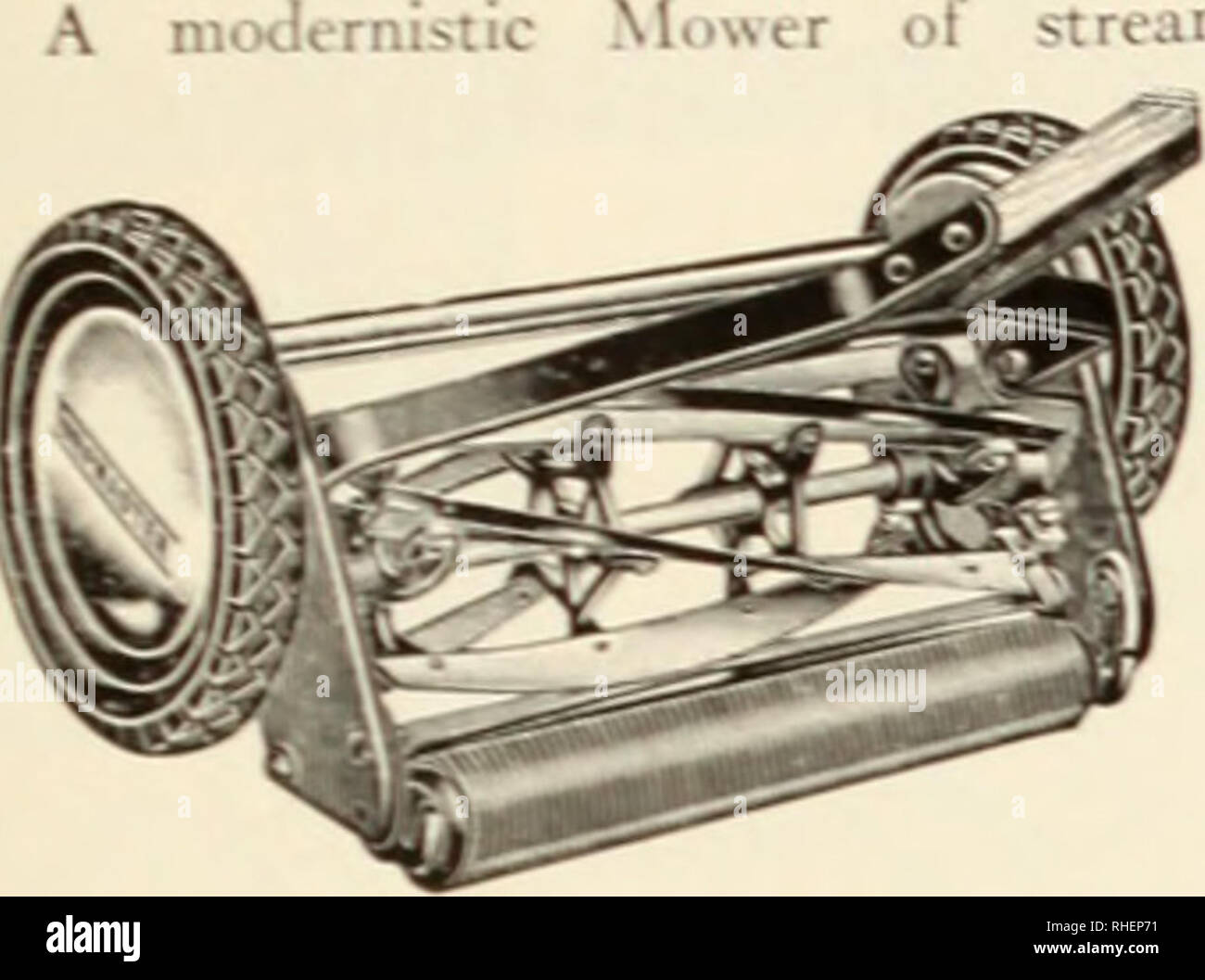 Reel Mowers Stock Photos & Reel Mowers Stock Images - Alamy