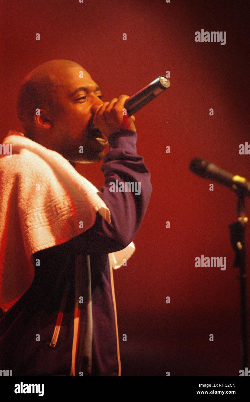 Us3, Us3  British, acid-jazz band, Cantaloop (Flip Fantasia) - Stock Image