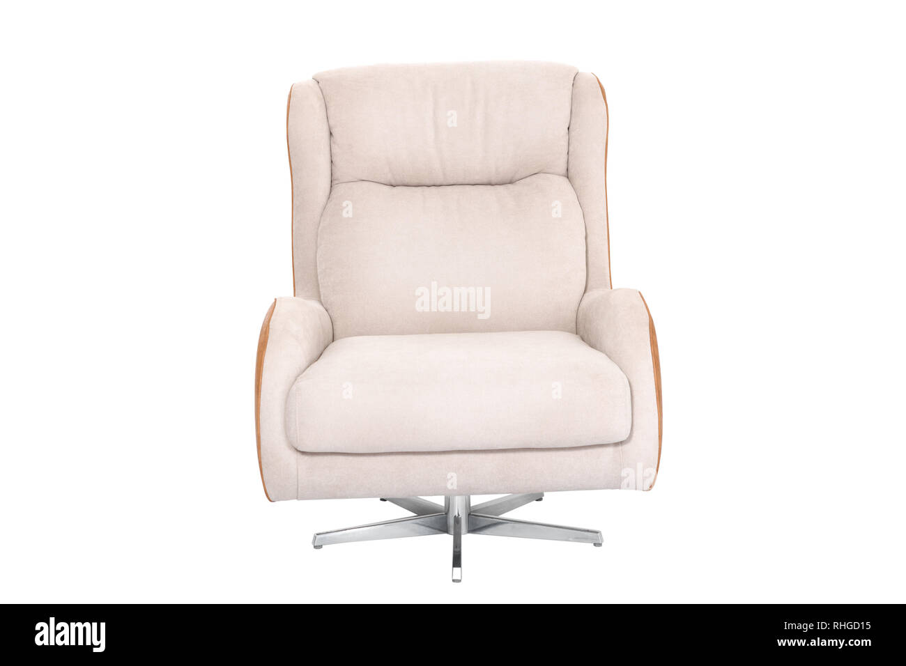 armchair modern designer chair on white background texture chair RHGD15