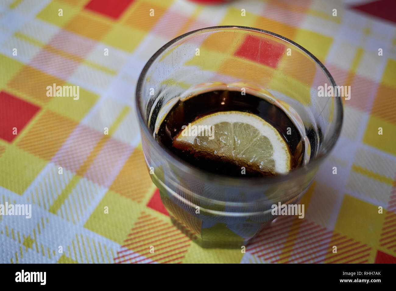 Coke - Stock Image