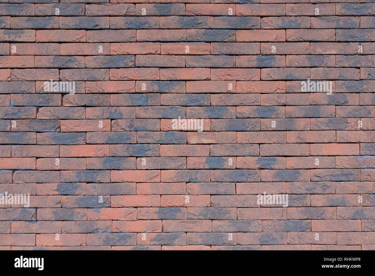 Background Brick Wall Without Cement Joints Stock Photo 234621248