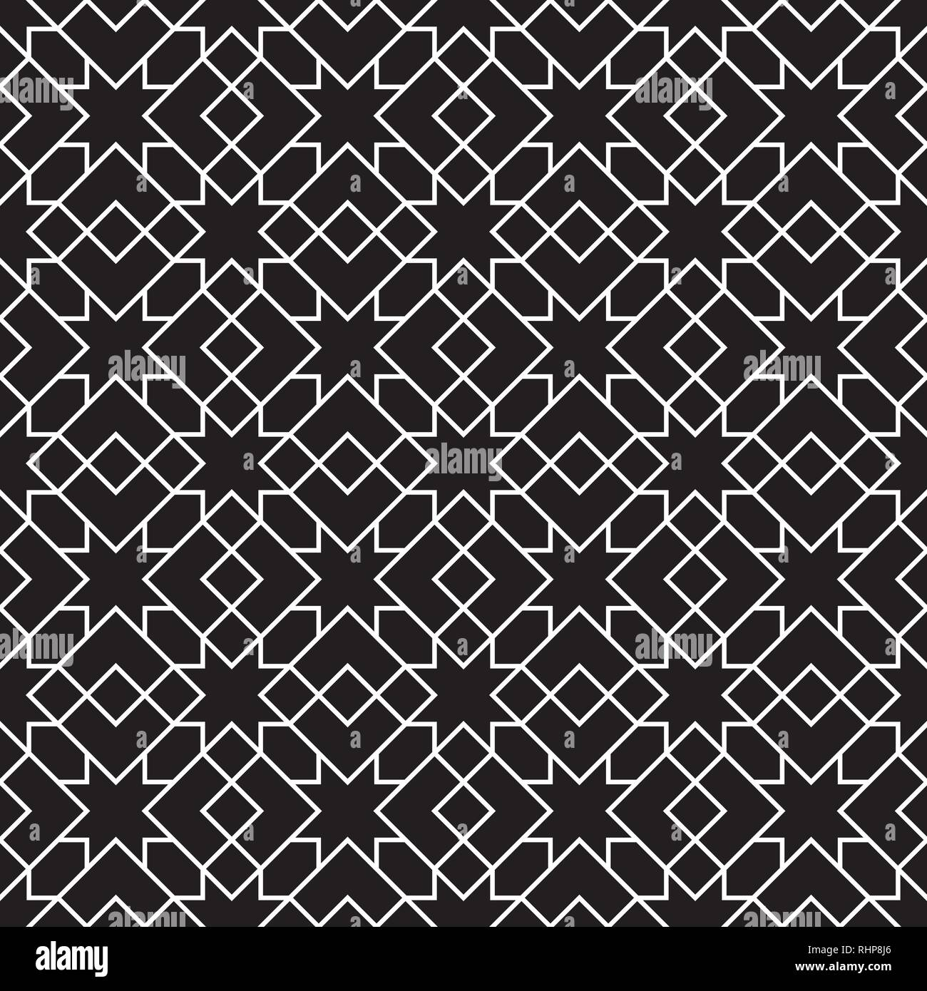 Seamless Geometric Pattern Black And White Vector Illustration Abstract Texture Graphic Design Background Stock Vector Image Art Alamy,Pid Controller Design Tuning Parameters And Simulation For 4th Order Plant