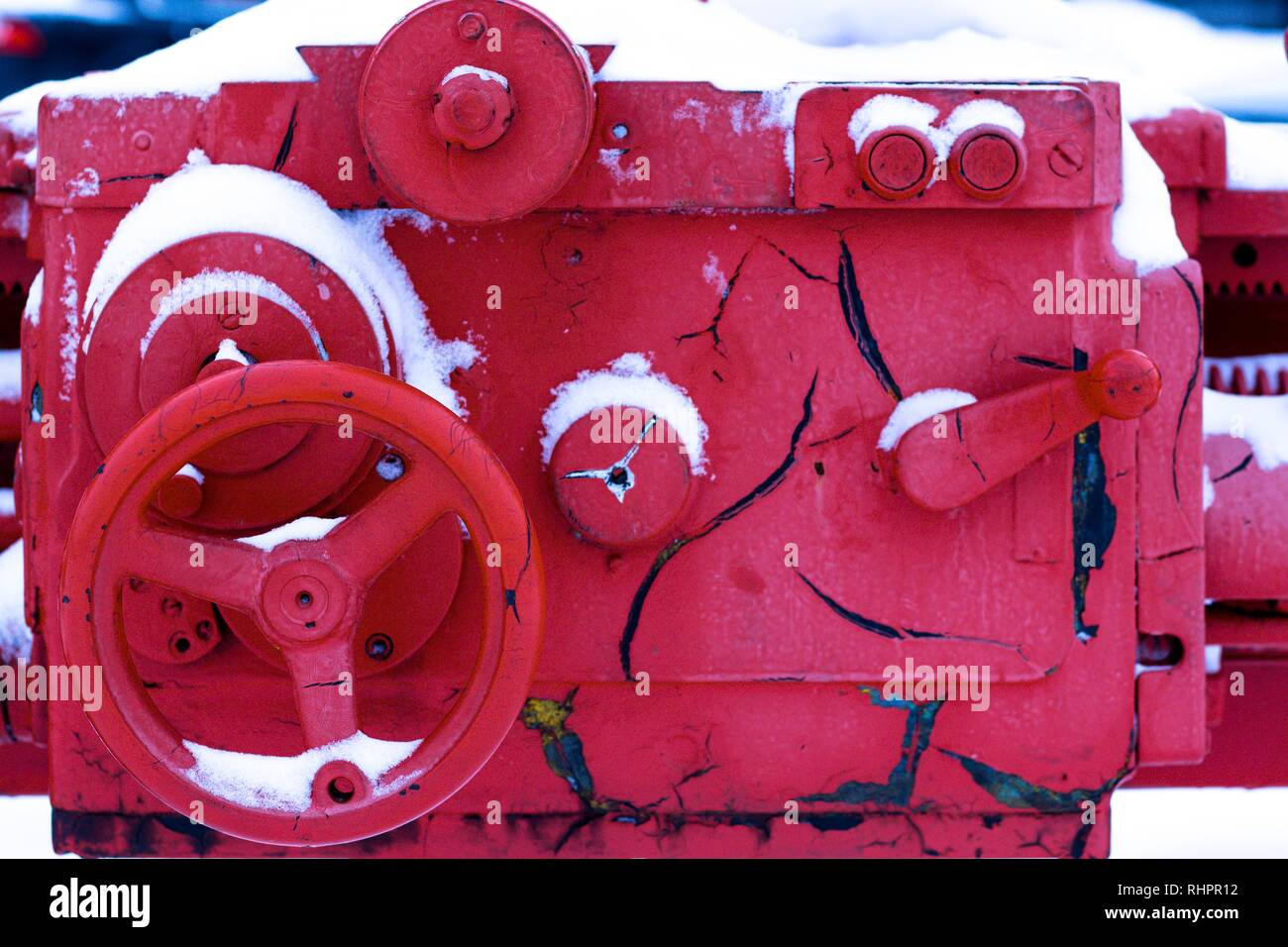 Tractor Parts Stock Photos & Tractor Parts Stock Images - Alamy