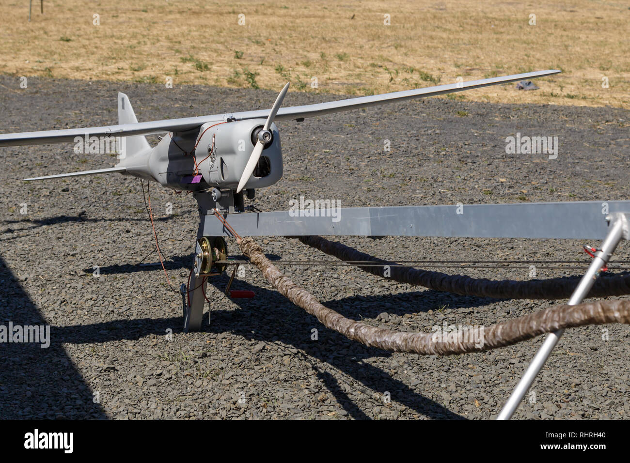 Remotely Piloted Aircraft War Stock Photos & Remotely