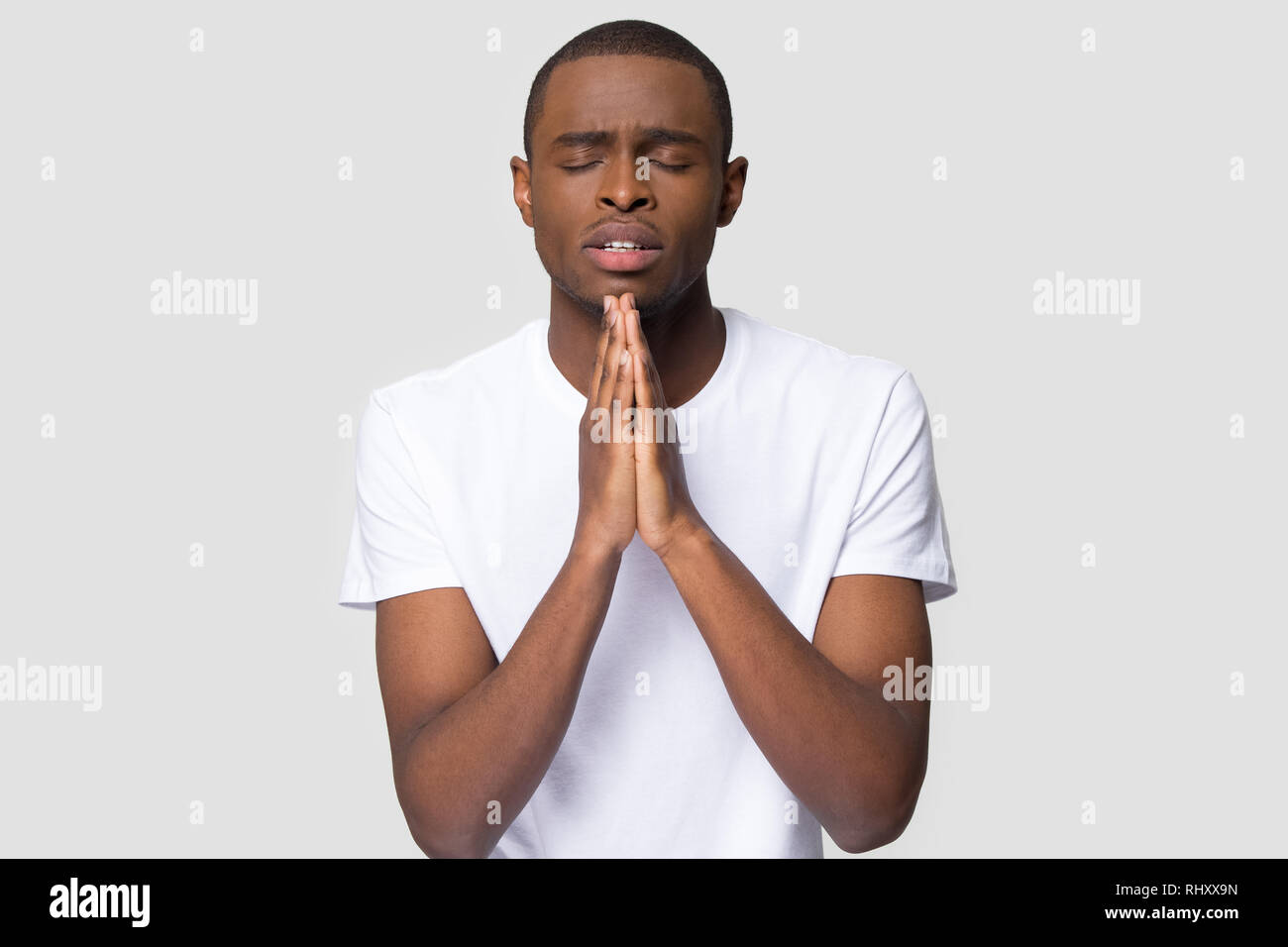 Black Guy High Resolution Stock Photography And Images Alamy
