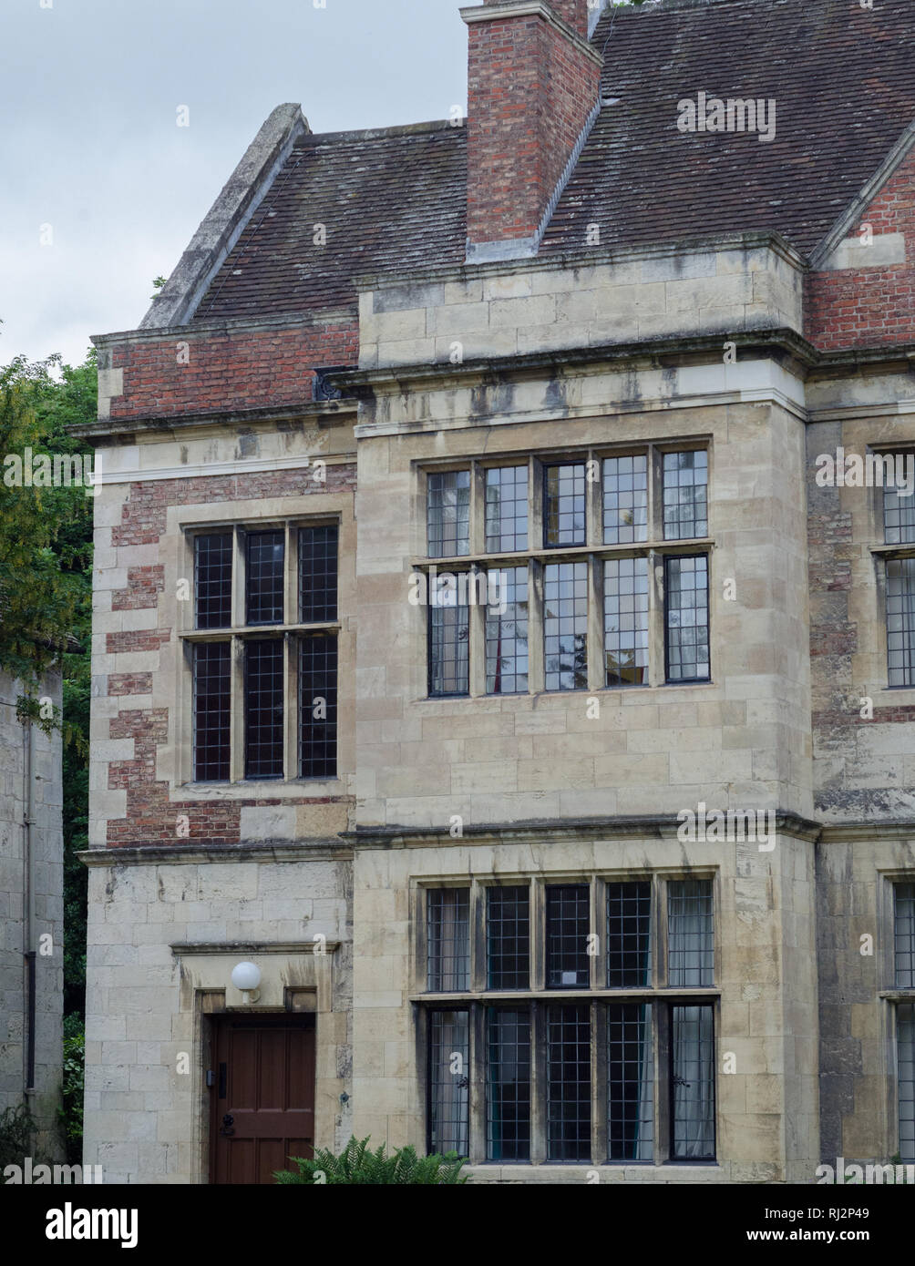 The Department of Archaeology across from Kings Manor, University of York, York, England. - Stock Image