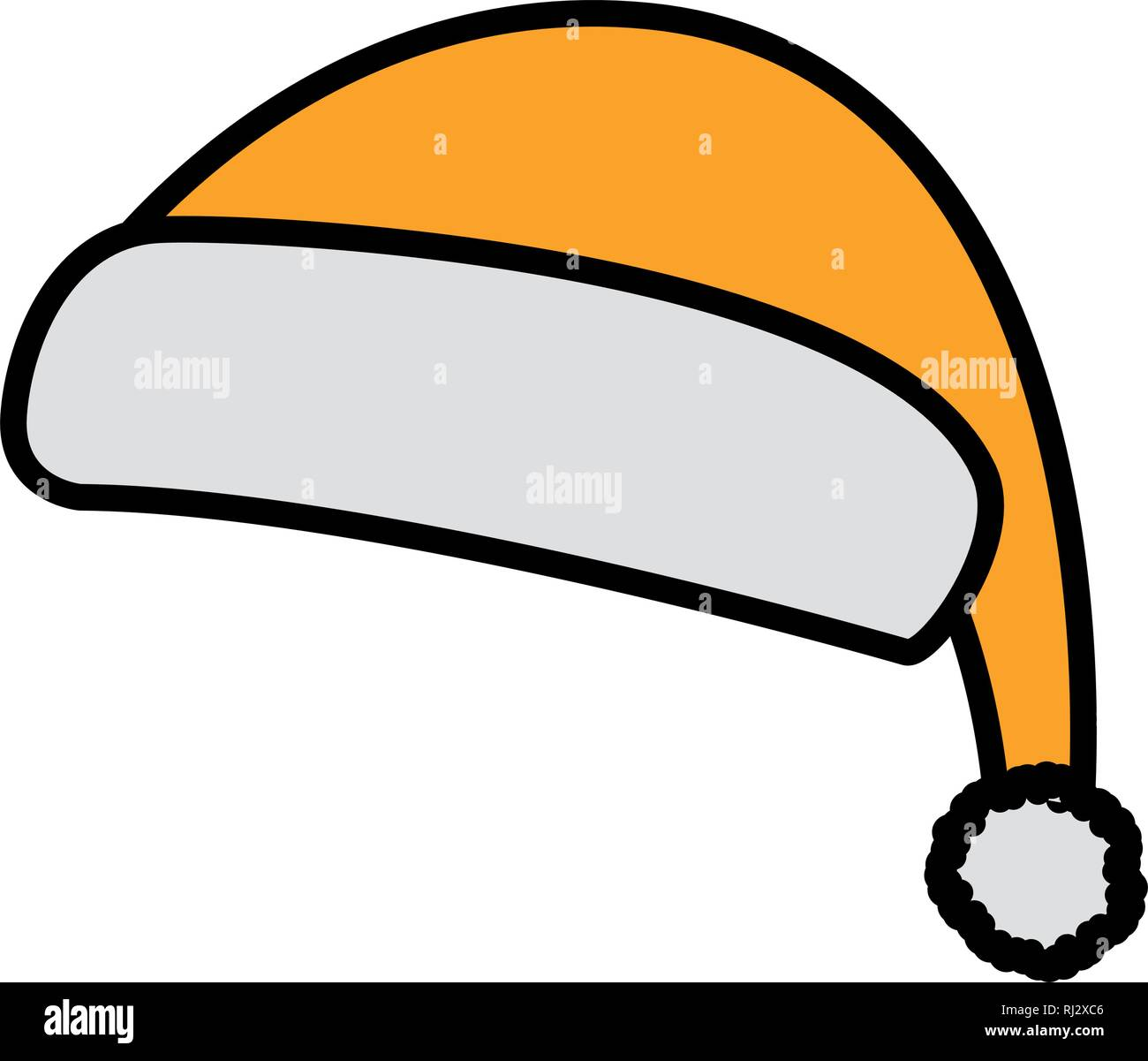 winter season hat icon vector illustration design - Stock Vector