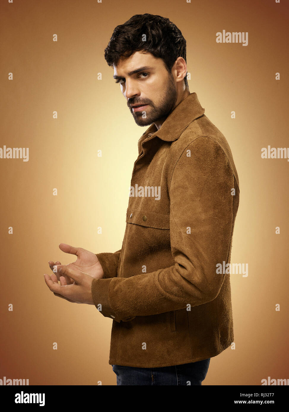 Sean Teale, 'The Gifted' Season 2 (2019)  Credit: Fox Broadcasting Co. / The Hollywood Archive - Stock Image
