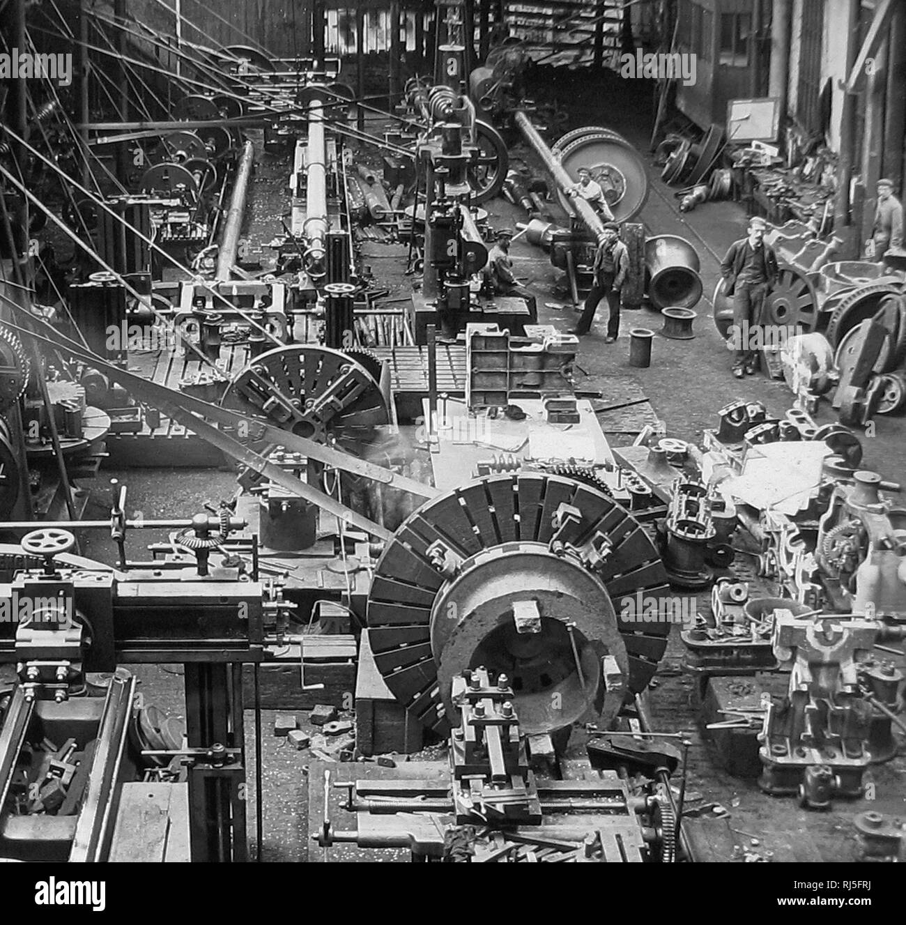 Iron Works Black And White Stock Photos Images Alamy