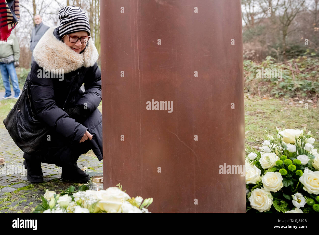 Berlin, Germany  05th Feb, 2019  Karin Gueffroy, mother of Chris