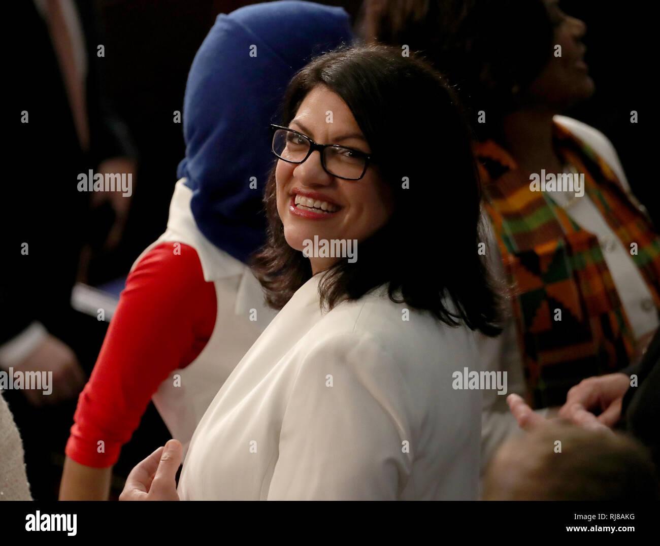 Washington DC, USA  5th February, 2019  United States Representative