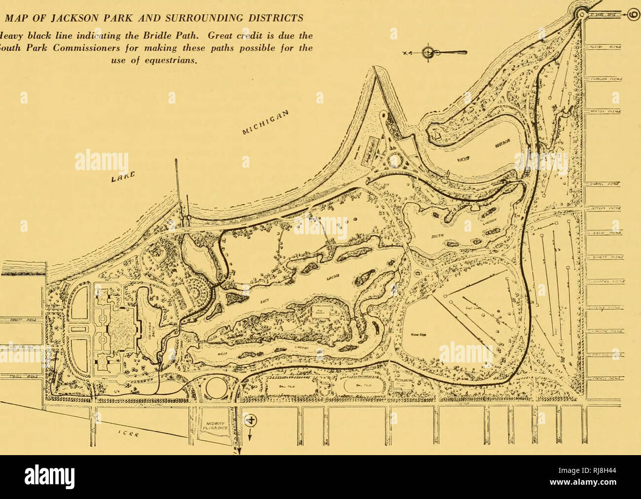 Illinois Chicago Map.Chicago Equestrian Association Organized 1908 Horsemen And