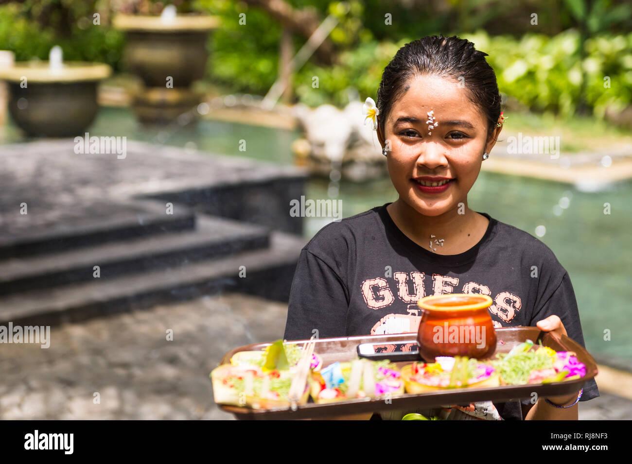 Jimbaran, der GWK Park - Stock Image