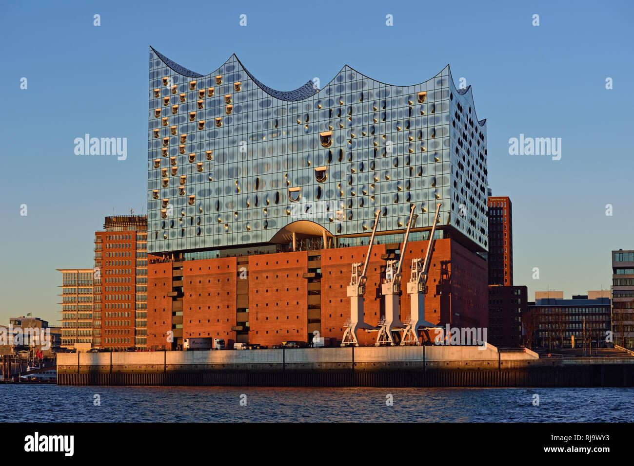 Hamburgs Wahrzeichen Stock Photos Hamburgs Wahrzeichen Stock