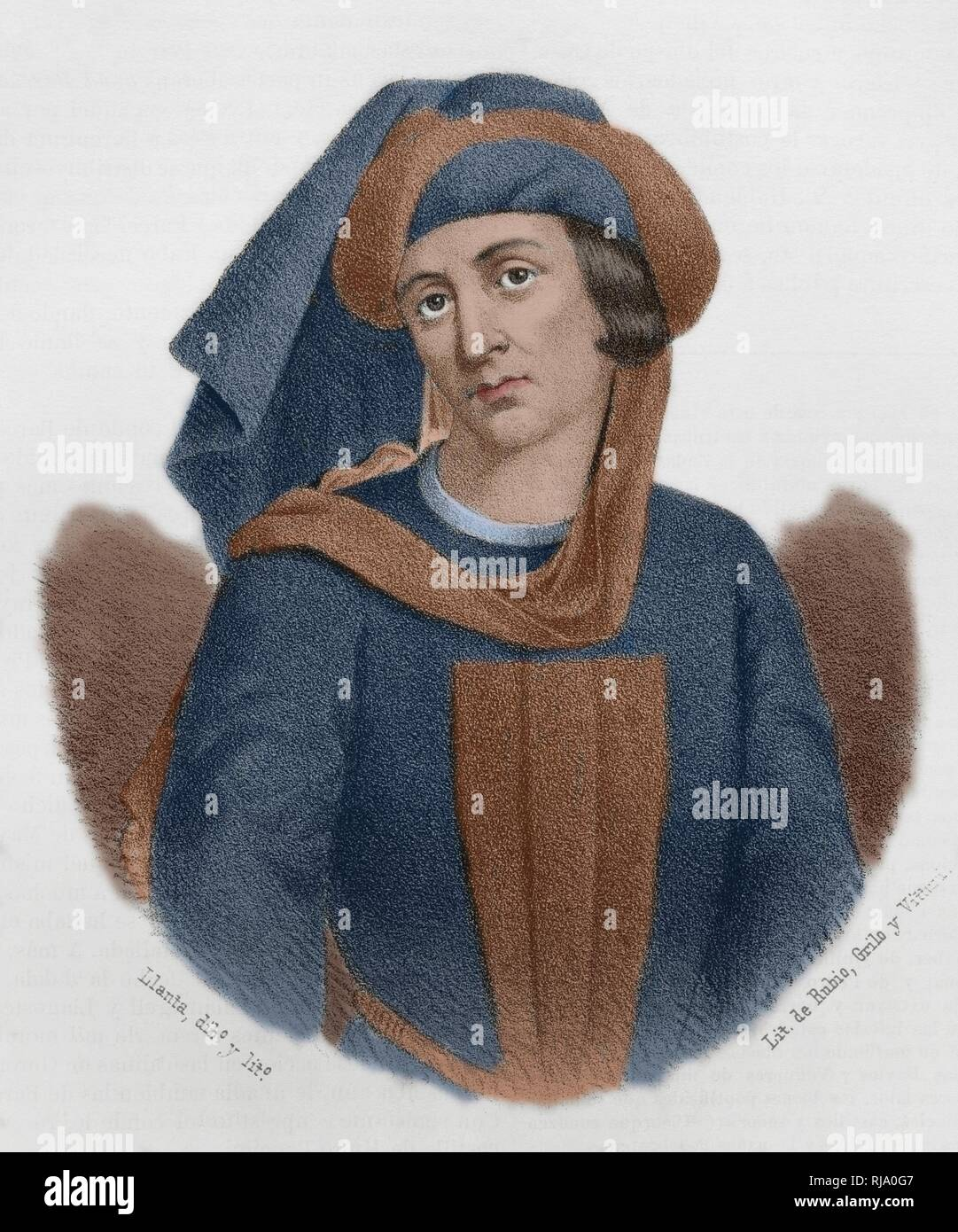 Roberto Desclot (siglo XIV). Escritor español conocido por escribir una  Historia de Cataluña 922531ef27ad