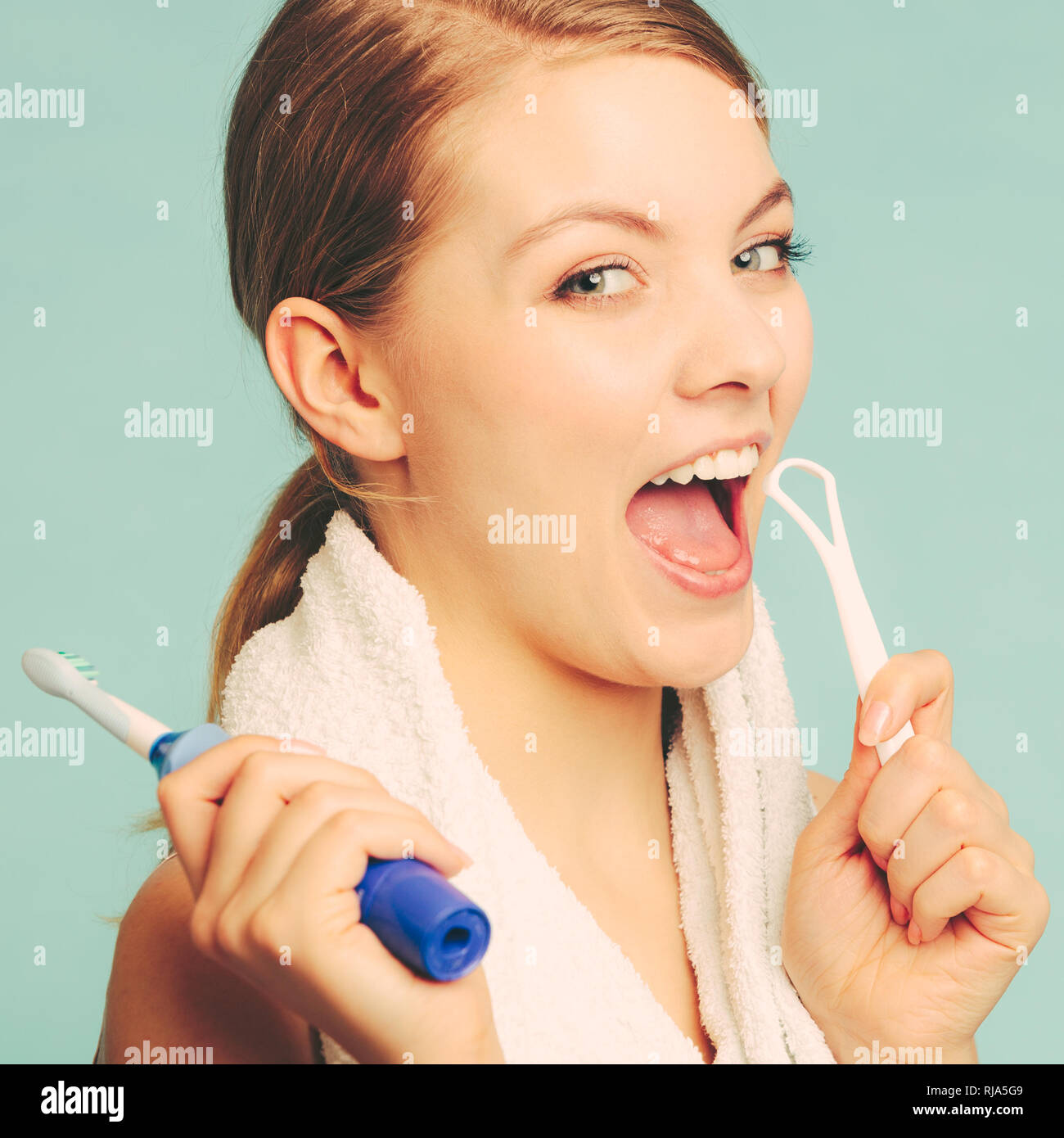 Other Kitchen, Dining, Bar Cleaning The Oral Cavity.