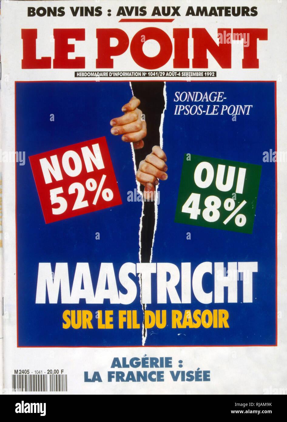 1992 Danish Maastricht Treaty referendum