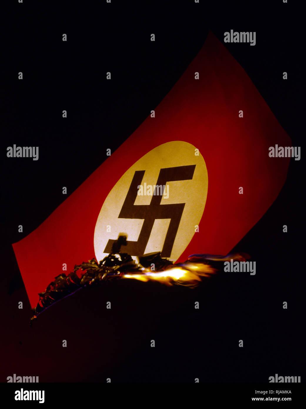 Nazi Flag Stock Photos & Nazi Flag Stock Images - Alamy
