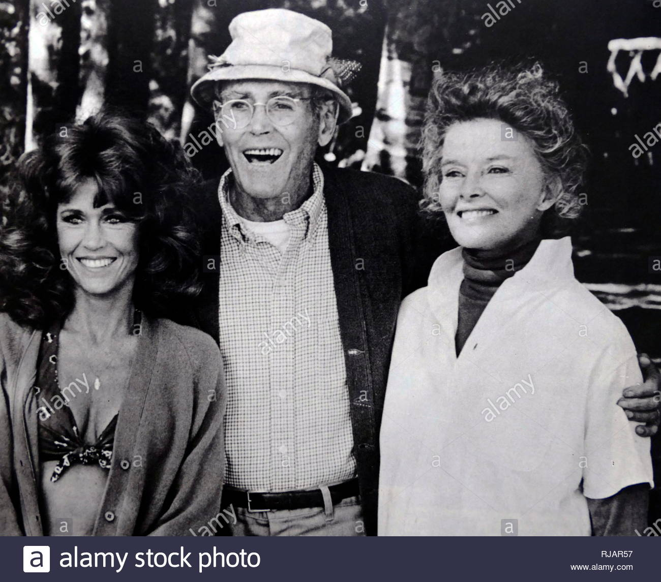 'On Golden Pond' a 1981 American drama film, directed by Mark Rydell.
