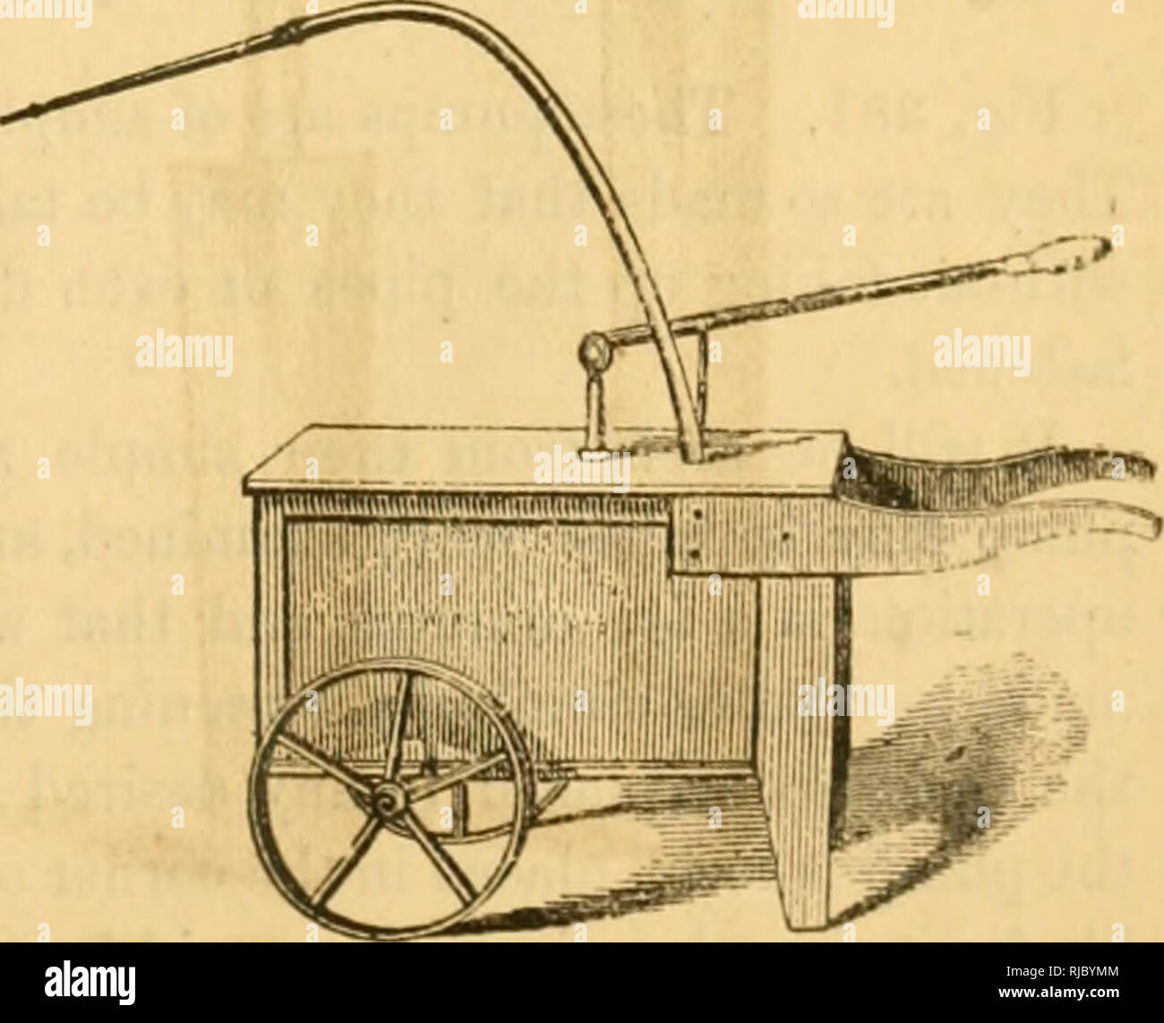 Charles V  Mapes'  Agricultural machinery  Fig  378  Fire
