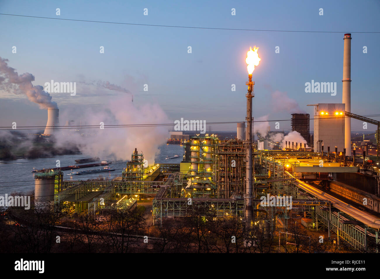 Thyssenkrupp Steel Stock Photos & Thyssenkrupp Steel Stock Images