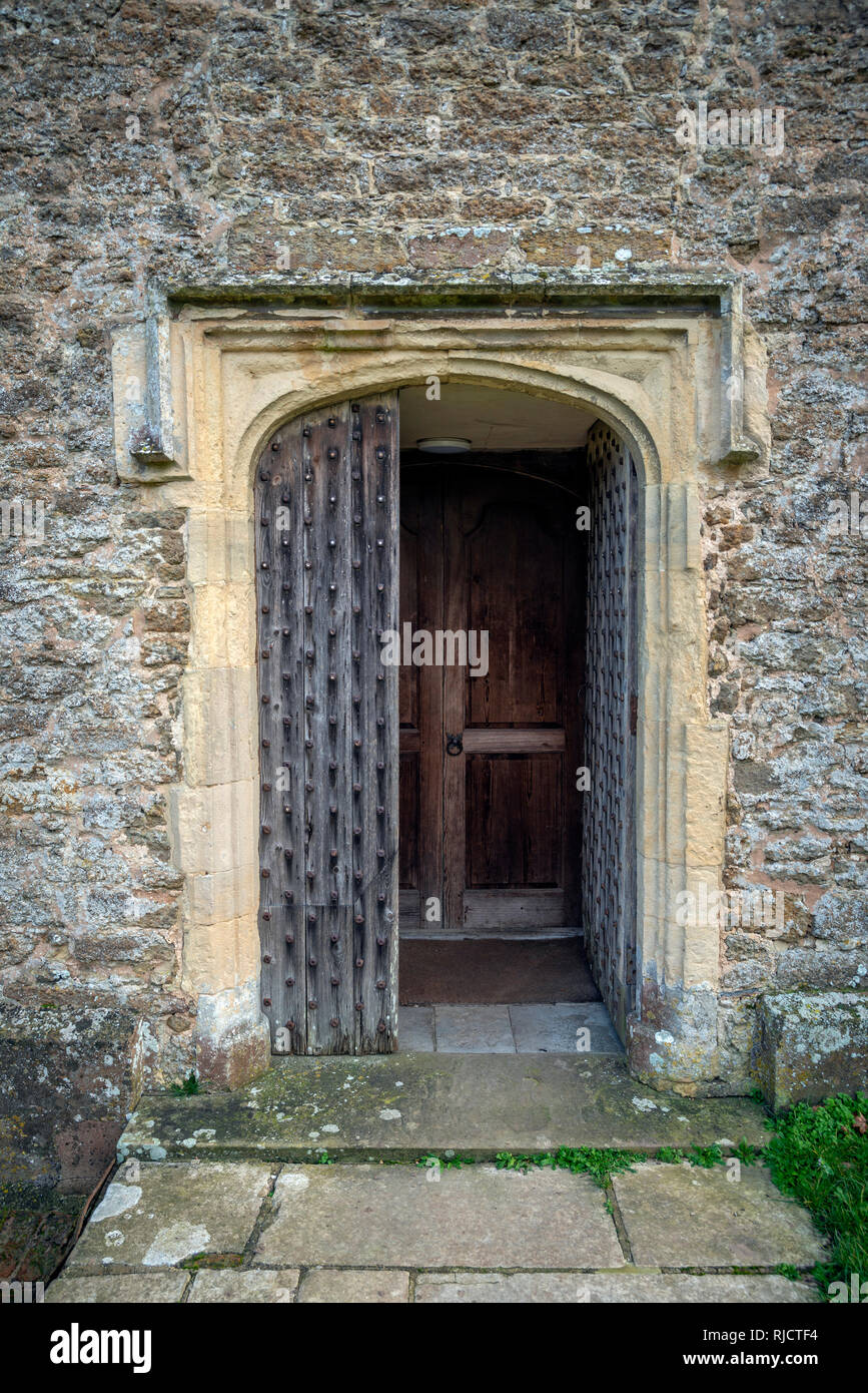 Church of the Holy Sepulchre at Warminghurst, West Sussex, UK - Stock Image