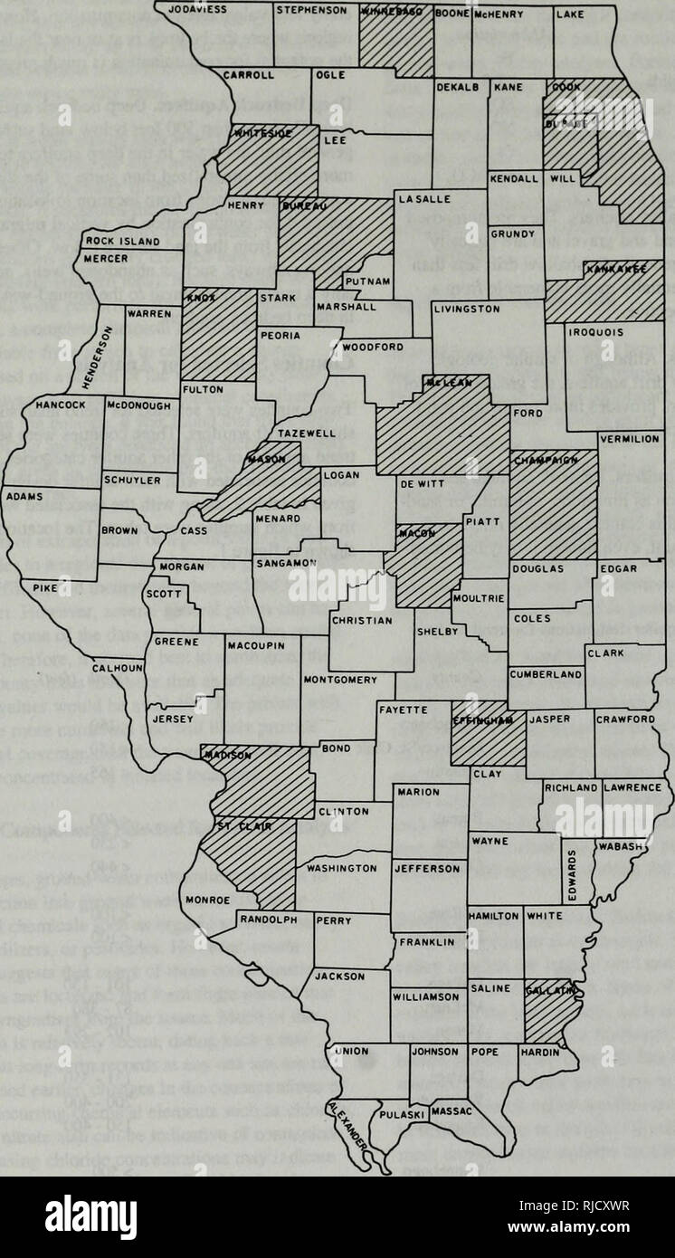 The changing Illinois environment : critical trends : technical