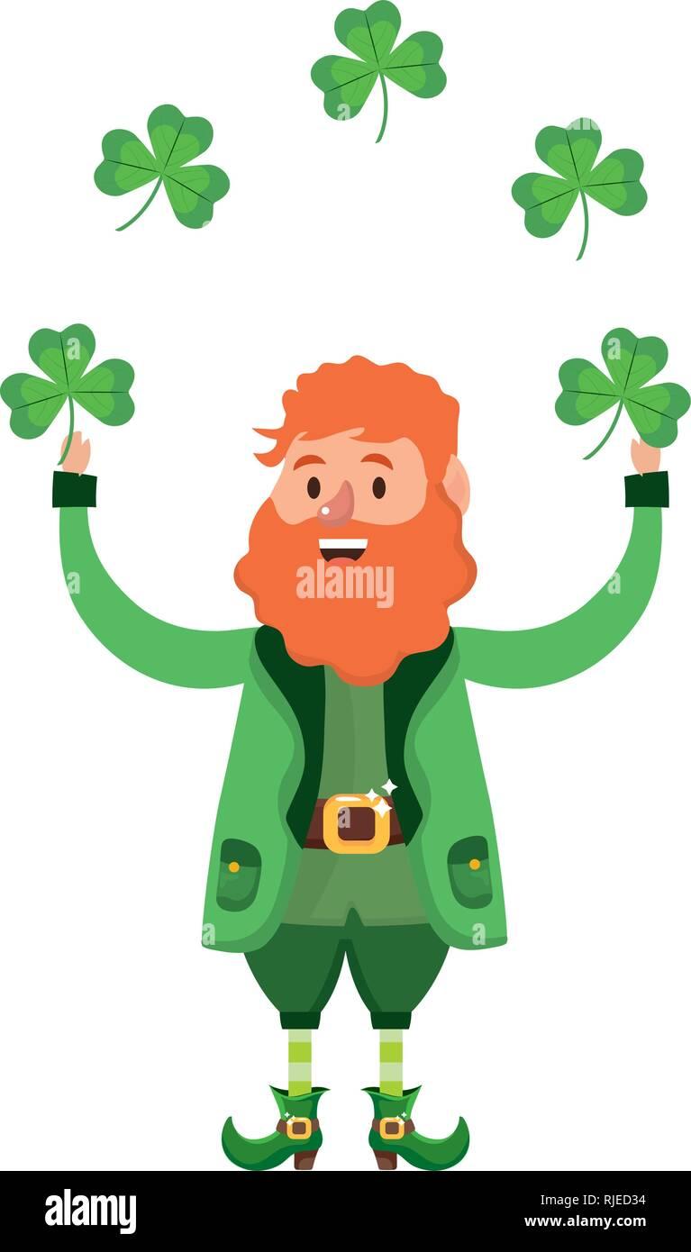 dwarf man juggle - Stock Image