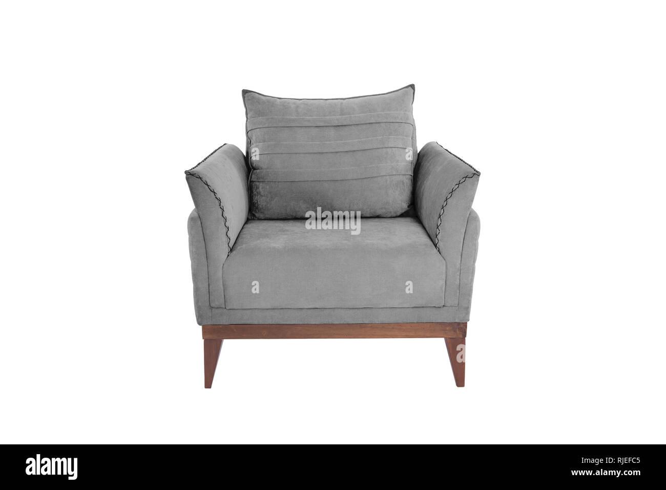armchair modern designer chair on white background texture chair RJEFC5