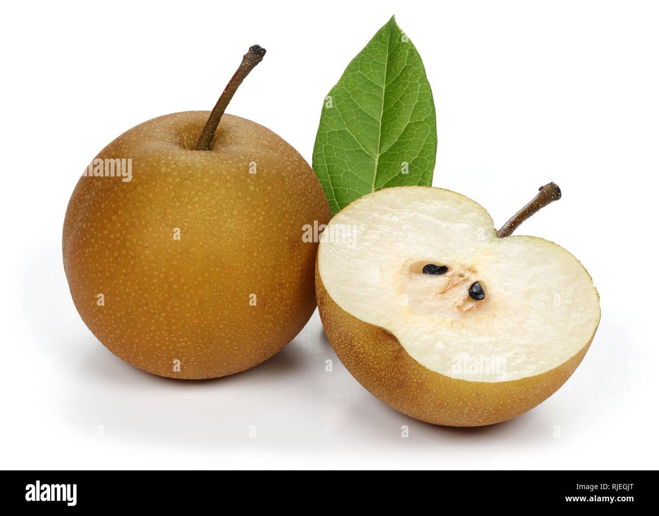 Asian pear leaf