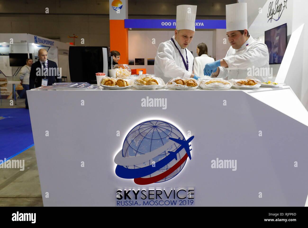 International Food Expo 2019 Stock Photos & International Food Expo