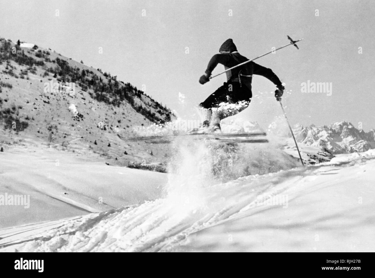 ski - Stock Image