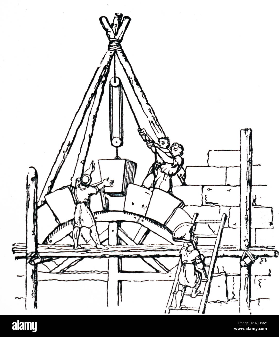 Physics Pulley Stock Photos & Physics Pulley Stock Images - Alamy