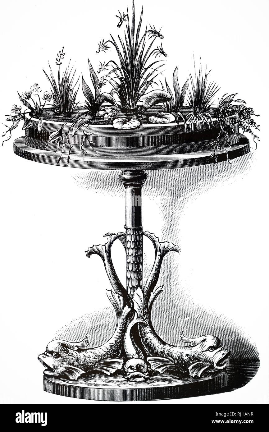 Victorian Plants Engraving High Resolution Stock Photography And Images Alamy